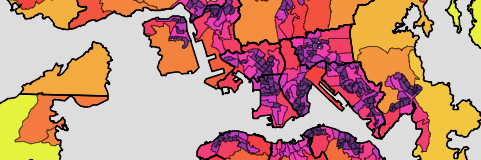 Hongkong: Constituency Areas
