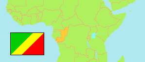 Congo (Rep.) Map