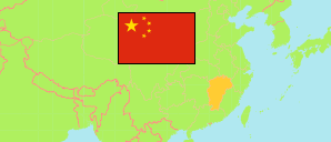 Jiangxi (China) Map