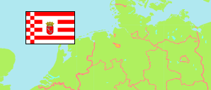Bremen (Germany) Map