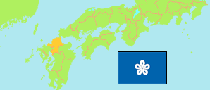 Fukuoka (Japan) Map
